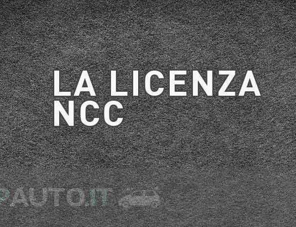 Licenza NCC Roma