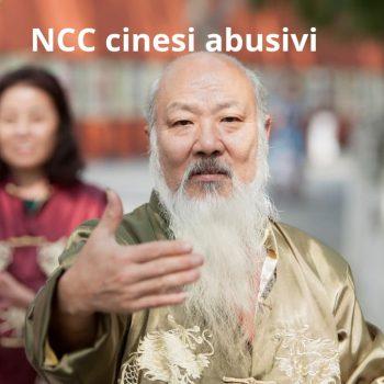 NCC Cinesi Abusivi