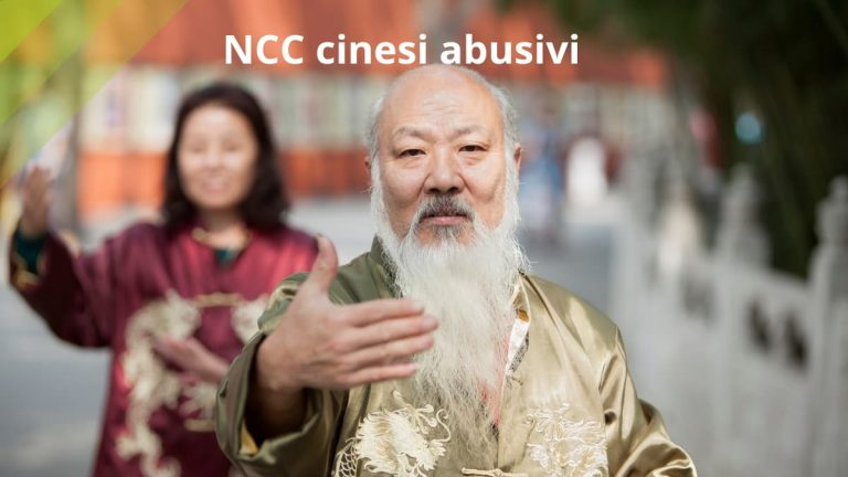 NCC Cinesi Abusivi