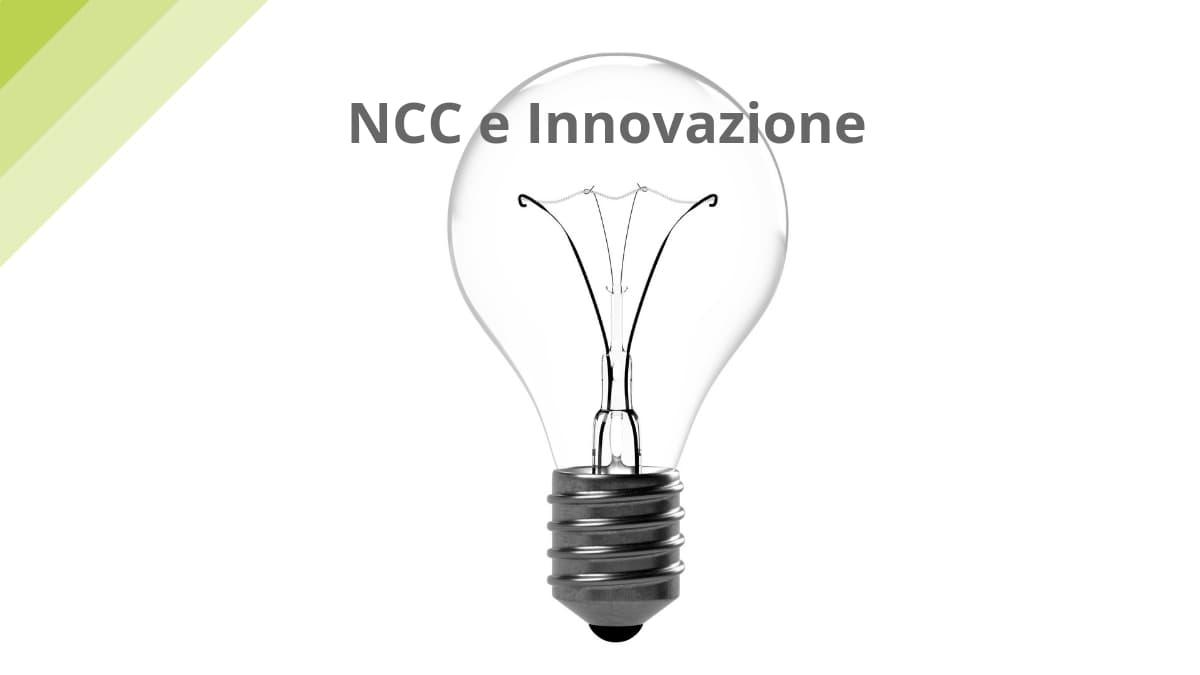NCC e Innovazione
