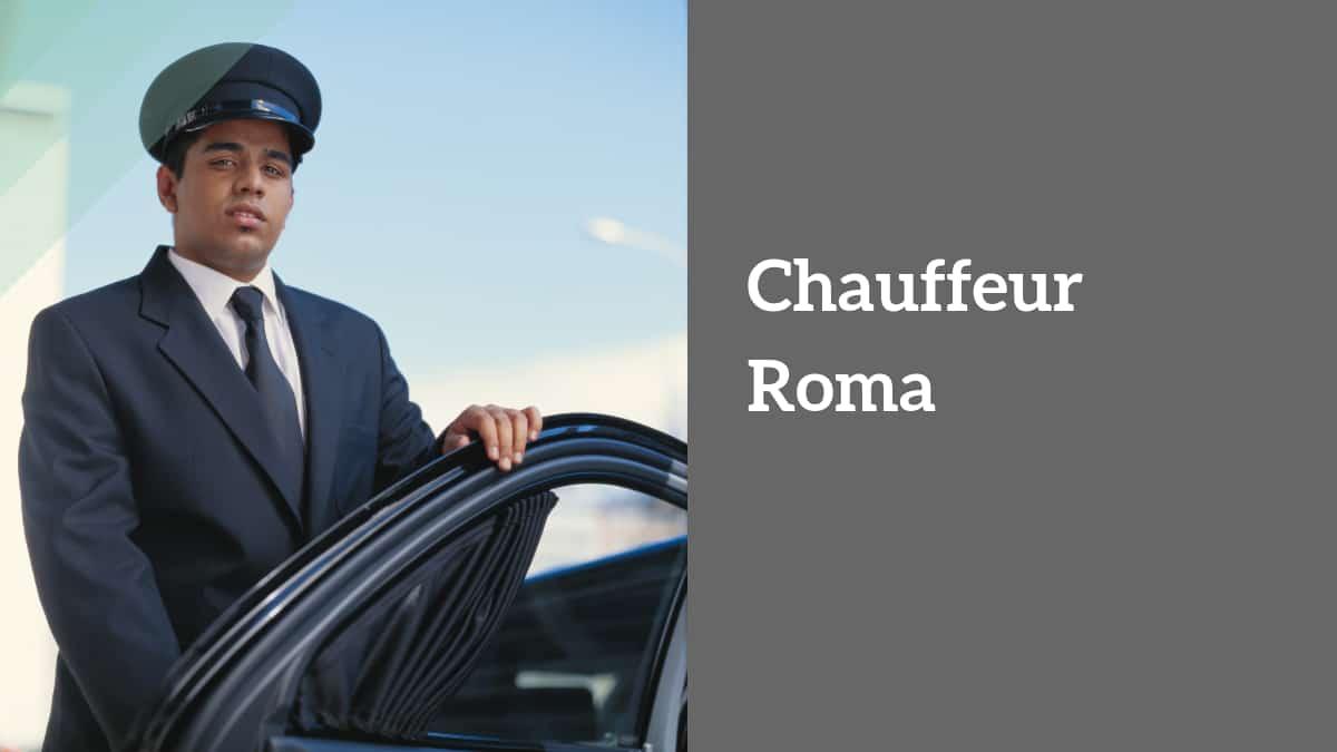 Chaffeur Roma