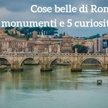 Cose belle di Roma