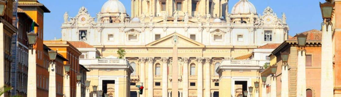 Foto della Basilica di San Pietro