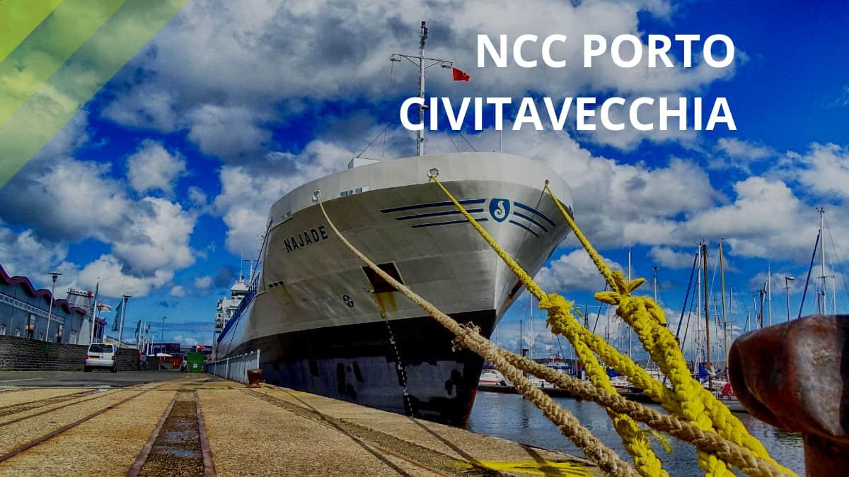 NCC porto di Civitavecchia